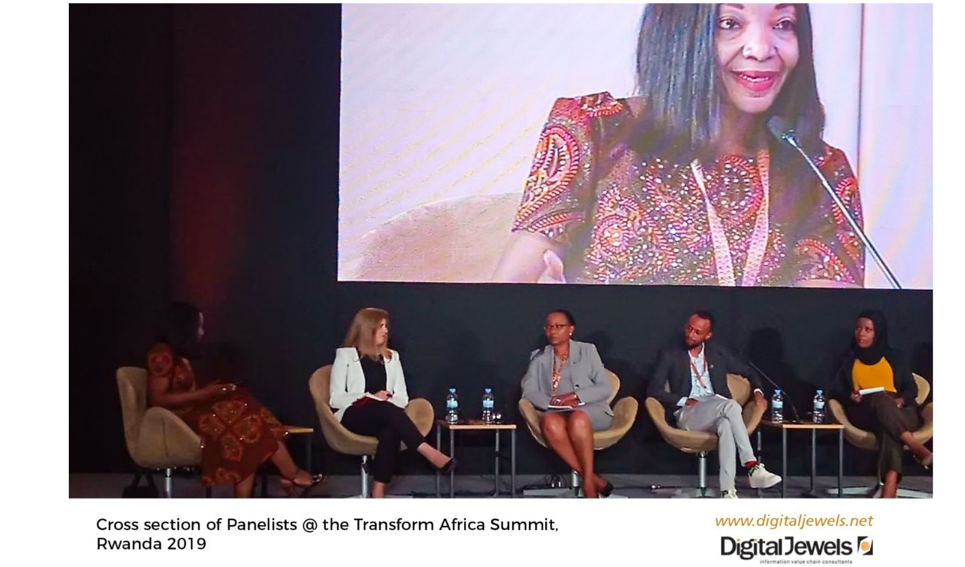 GENDER DIVERSITY IN THE DIGITAL WORKPLACE;  A GLANCE INTO TRANSFORM AFRICA SUMMIT 2019.