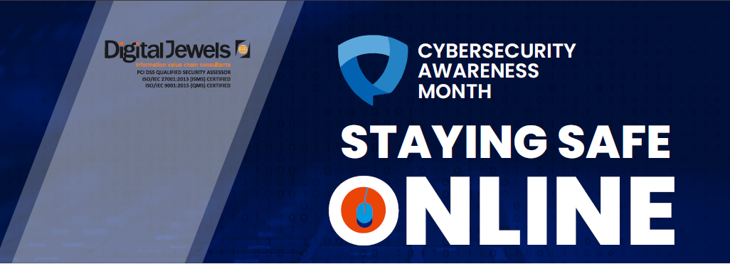Cybersecurity Awareness Month 2020: Staying Safe Online
